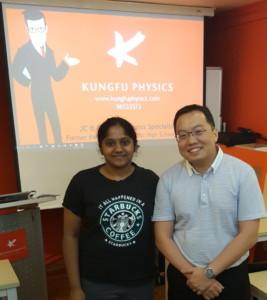 Kungfu physics JC Physics Tuition