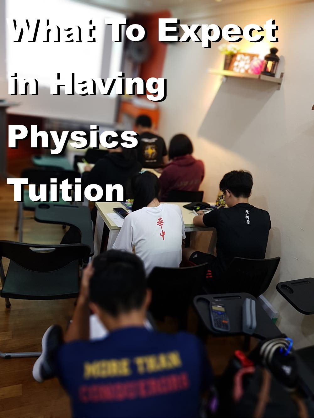 why have physics tuition in singapore